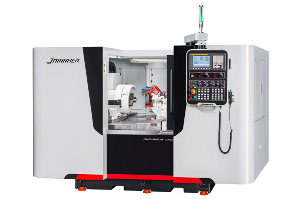 JHD-3205CNC Double Spindle Grinder