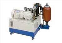 High pressure oil system